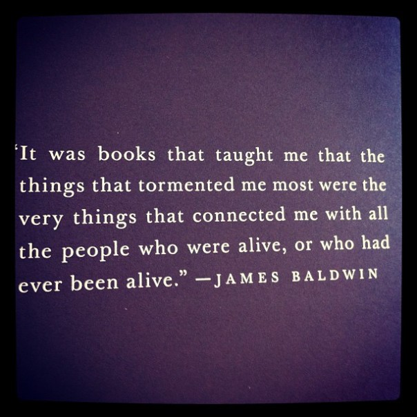James Baldwin Quotes On Books