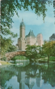 Central Park and Fifth Avenue Hotels, New York City