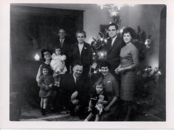 Christmas 1963.