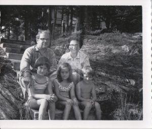 31 MIle Lake, Quebec. July 1968