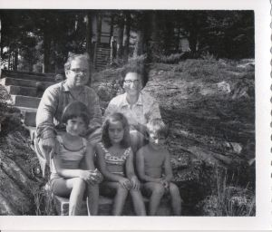 31 MIle Lake, Quebec. July 1968
