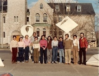 Queen's Math Class of 1982.