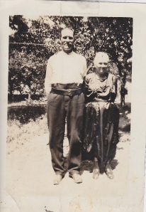Stephen Robert Goddard and Emily Minnie Price