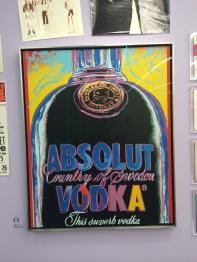 Andy Warhol, 1986. Acrylic and Silkscreen on Canvas.