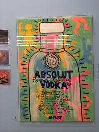 Keith Haring, 1986. Acrylic on Canvas.