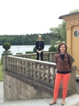 Marie-Louise at Drottningholm Palace