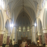 Holy Rosary Cathedral: Sanctuary